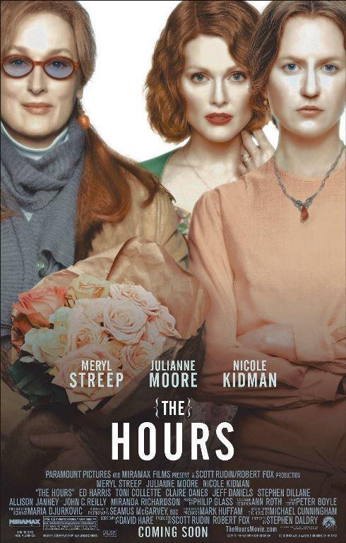 Saatler - The Hours    1923 yılında yaşayan Virginia Woolf (Nicole Kidman) bunalımın eşiğindeki bir yazardır. Daha sonra birçok insanı etkileyecek ünlü romanı Mrs. Dalloway'i yazmaya başlamak üzeredir. Laura Brown (Julianne Moore), 1951′in Los Angeles'ında yaşayan bunalım içindeki bir ev kadınıdır. Kocasının doğumgünü için bir pasta yapmayı düşünürken, aslında aklında çok farklı planlar vardır. Üçüncü kadın olan Clarissa Vaughn (Meryl Streep) ise 2001 yılının New York'unda yaşayan bir kadındır. AIDS'den ölümü bekleyen eski eşi Richard Brown (Ed Harris) için parti hazırlıkları yapar. Değişik zamanlarda yaşayan bu üç kadının hayatları aynı romandan etkilenir. Dram tarzı film sevenlere hitap eden başarılı bir kadın filmi…