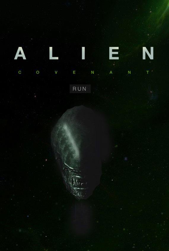 """Alien: Covenant  Vizyon Tarihi: 19 Mayıs 2017   Ridley Scott, Alien'da kendi yarattığı evrene, Prometheus ile başlayan üçlemenin ikinci filmi olan Alien: Covenant'da geri dönüyor. Galaksinin uzak bir köşesinde, koloni gemisi Covenant'ın mürettebatı, keşfedilmemiş cennet olarak düşündükleri yerin aslında karanlık ve tehlikeli bir yer olduğunu anlarlar. Gezegendeki tek canlı lanetli Prometheus keşfinden hayatta kalan """"sentetik"""" David'dir (Michael Fassbender) ."""