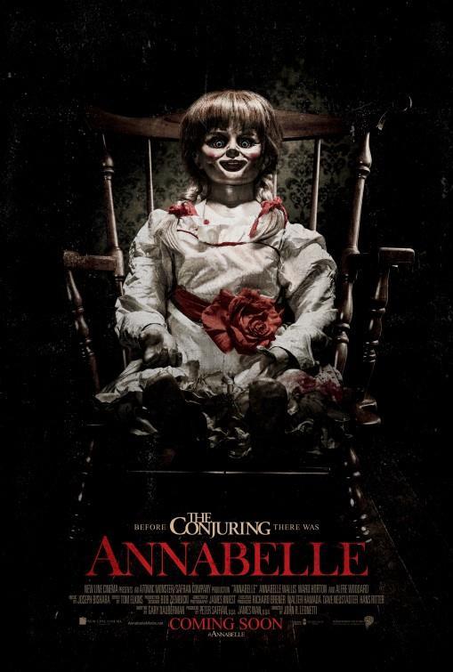 Annabelle 2  Vizyon Tarihi: 18 Ağustos 2017  Korku Seansı serisinin ilk filminin spin-off projesi olan Annabelle'in büyük gişe başarısı kazanmasının ardından çekimine karar verilen 2. filmidir.   Yaşanmış Hikayelerden Esinlenen 21 Film İçin Tıklayın!