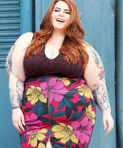 Her fırsatta kendisiyle barışık olduğunu belirten Holliday, modellik hayatına hız kesmeden devam ediyor.