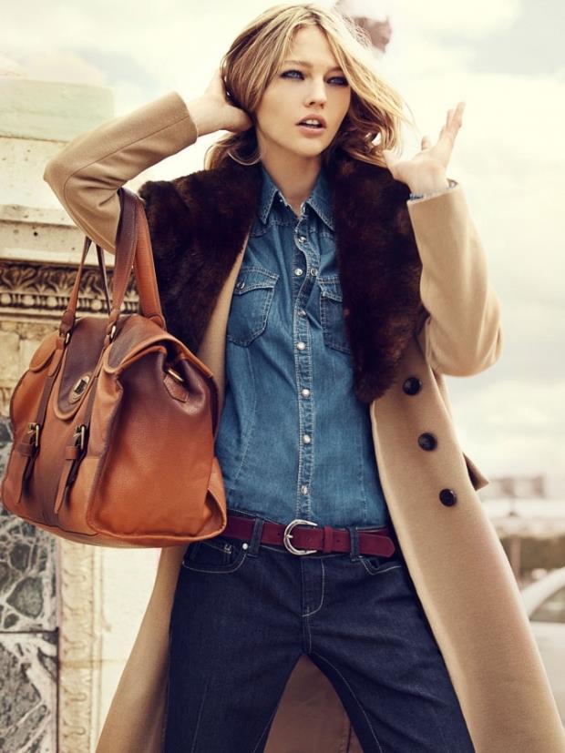 Kışın soğuk renklerinden kurtulup stilinize hareket vakti gelmedi mi?