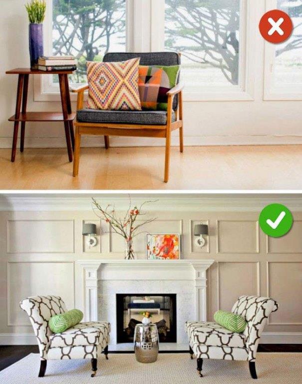 Dış Görünüşüne Göre Mobilya Seçmek  Mobilyaları mağazada görüp beğenebilirsiniz ama önemli olan konforlu ve sizin evinize uygun olmasıdır. Bu yüzden mobilya alırken boyutuna ve renklerine dikkat etmelisiniz.