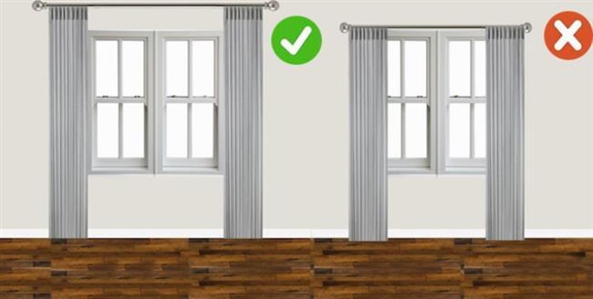 Perde Boyu  Perde seçerken odanızın tarzına uygun olmasına dikkat edin. Odanızın renklerine göre biraz daha canlı ve koyu renkte olmalıdır. Diğer yandan perdelerinizi tavandan aşağı asmanız daha geniş ortam sağlayacaktır.