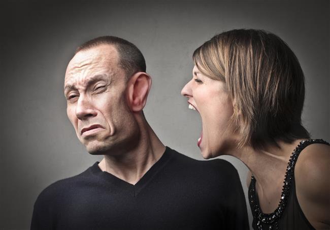 Regl'ken bir kadının sesi normalden daha tehditkar olur.