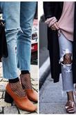 En Yeni Trend: File Çorap - 1