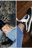 En Yeni Trend: File Çorap - 2