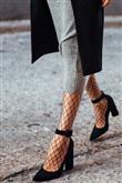 En Yeni Trend: File Çorap - 9