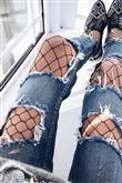 En Yeni Trend: File Çorap - 10