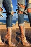 En Yeni Trend: File Çorap - 12