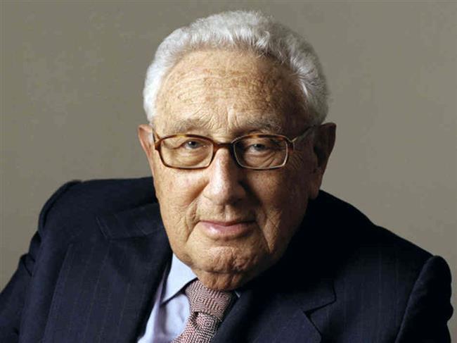 Henry Kissinger'ın da gizli bir swinger olduğu iddia ediliyor.