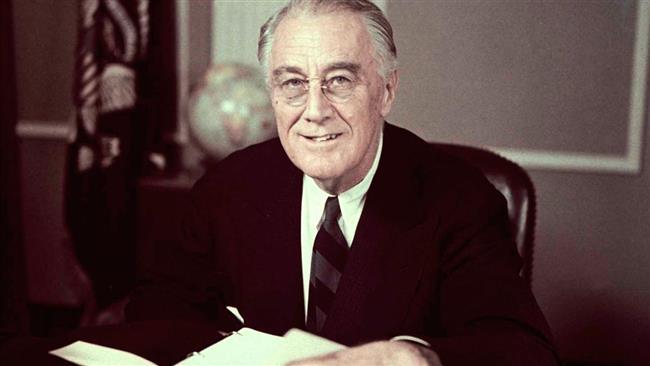 Franklin D. Roosevelt zamanında açık bir evliliğe sahipti.
