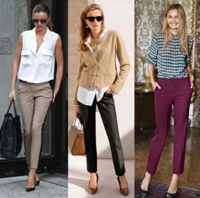 Özellikle stilettolarla tamamlandığı zaman tadından yenmeyen bu pantolonlar her kadının gardrobunda bir  tane bulunmalı. Elbette tarz meselesi ama bu pantolonların spor tarzdan oldukça uzak olduğunu hatırlatmakta fayda var!
