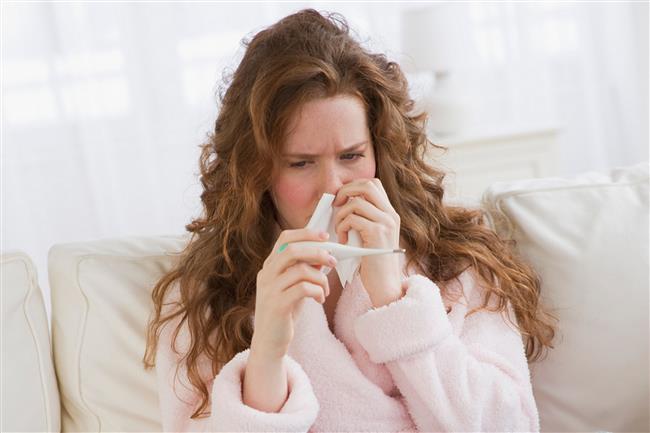 5-Güçsüz bir bağışıklık sistemi  Derimiz, ağzımız ve burnumuzun içinde yer alan zarlar mekanik, kandaki akyuvarlar da hücresel bağışıklık sistemimizi oluşturuyor. Bunlar bizi mikroplara karşı savunuyor.