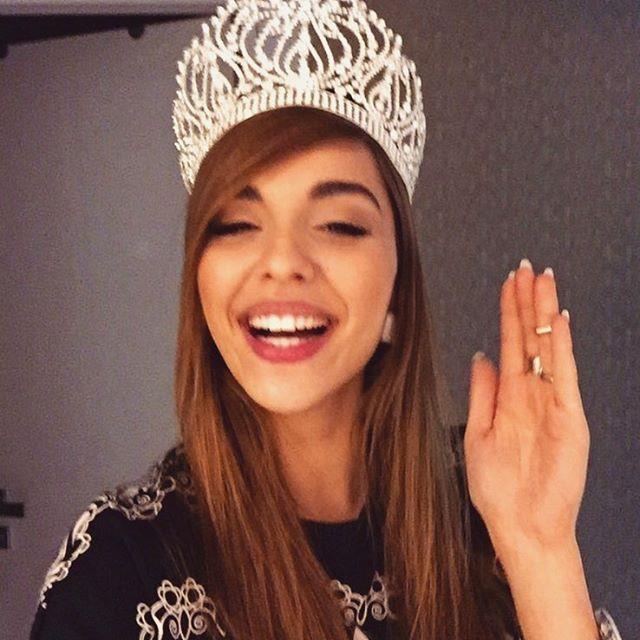 9 Kasım 2013 tarihinde de Rusya'da düzenlenen Kainat Güzellik Yarışması'nda Türkiye'yi temsil etti.