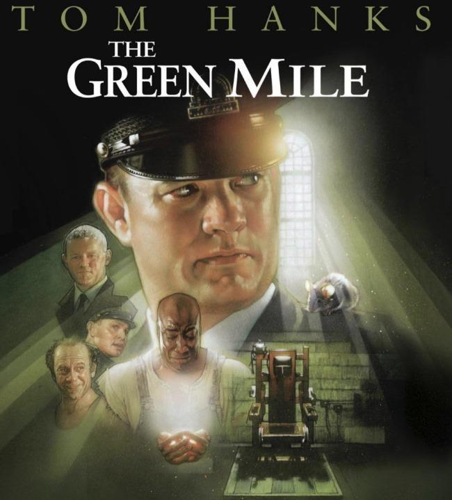 YEŞİL YOL (Green Mil):    Mucizeler hiç beklemediğiniz yerlerde gerçekleşebilir, hatta Cold Mountain Cezaevinin bir hücresinde bile...John Coffey, doğaüstü güçlere sahip bir mahkumdur. Tom Hanks ise bu hapishanede görevlidir. Yeşil Yol, hastalık, ölüm, iyilik ve kötülük üzerine etkileyici bir öyküyle King'in güçlü kalemini ve Tom Hanks'ın oyunculuğunu birleştiren, duygu yüklü bir film. Yönetmen Darabont, romana sadık kalarak öykünün büyülü duygusallığını beyaz perdeye taşıyor. Bu film, dört dalda Oscar ödüllerine aday gösterilmişti.