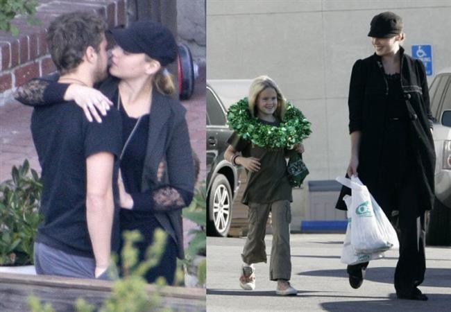 Ta ki 2007 yılında Ryan Philippe'in rol arkadaşı Abbie Cornish ile öpüşürken çekilen görüntüleri basına yansıyana kadar.
