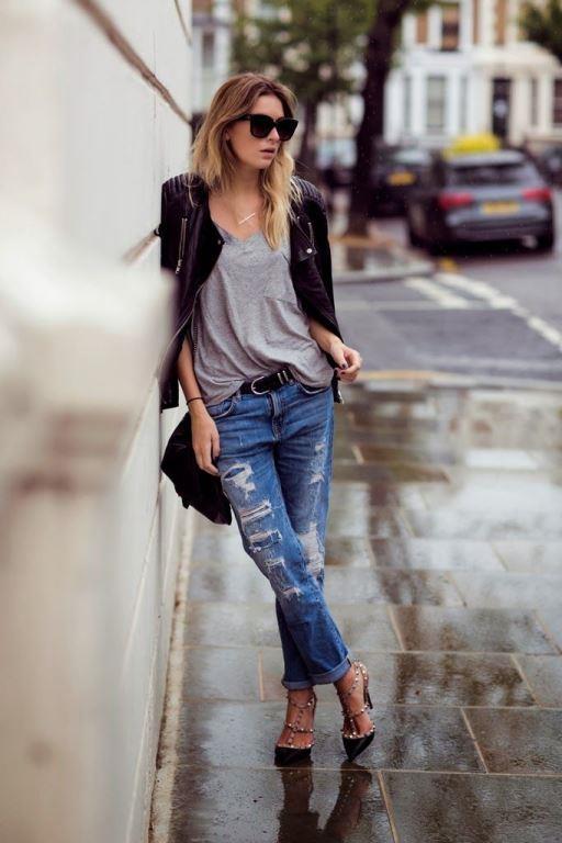 Farklılık Yapın:   Klasik olan kıyafetlerin biraz dışına çıkmaya çalışın. Farklılaşmak her zaman iyidir. Farklılaşmak adına komik olmaktan kaçının. İkisi farklı kavramlardır. Sürekli kumaş pantolon kullanıyorsanız yırtık bir Jean pantolon deneyebilirsiniz.