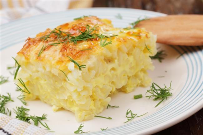 Her kadının bilmesi gereken tarifler, yapması gereken yemekler nelerdir? İşte her kadının kurtarıcısı hem kolay hem de lezzetli 11 tarif!  Fırın Makarna:   Malzemeler:   • Yarım paket fırın makarna, • 2 yemek kaşığı tereyağı, • 1 buçuk yemek kaşığı un, • 2 buçuk su bardağı soğuk süt, • Tuz, • Bir kase rendelenmiş kaşar peyniri  Yapılışı:   Kolay fırın makarna yapmak için öncelikle makarnalar bol tuzlu su içerisinde yumuşayıncaya kadar haşlanır.  Makarnalar yumuşayınca süzgeç yardımı ile suyu süzülür ve üzerine biraz soğuk su gezdirilir.  Beşamel sosu hazırlamak için bir tencere içerisinde 2 yemek kaşığı tereyağı eritilir ve üzerine 1 buçuk yemek kaşığı un eklenip, kokusu çıkana kadar karıştırarak kavrulur.  Unun kokusu çıkınca üzerine 2 buçuk su bardağı soğuk süt ilave edilir ve topaklanmaması için, hızlı bir şekilde karıştırarak kaynatılır. Beşamel sos kaynayıp kıvam alınca tuzu ayarlanır ve ocaktan alınır.  Makarnanın yapılacağı fırın kabı yağlanır ve makarnanın yarısı kaba koyulur.  Üzerine  hazırlanan beşamel sosun yarısı dökülür ve karıştırarak sos makarnaya yedirilir.  Üzerine kalan makarna ile kalan sos ilave edilir.  Spatula yardımı ile güzelce karıştırarak sos makarnaya yedirilir ve üzeri düzeltilir.  Son olarak üzerine kaşar rendesi serpiştirilir ve önceden ısıtılmış 180° fırında üzeri kızarıncaya kadar pişirilir.