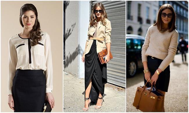 Modern ama sade detaylı üstler, her zaman elinizin altında olmalı. Dik yakalı klasik gömlekler, şık sweatshirt'ler, basic tişörtler vazgeçilmeziniz olmalı.