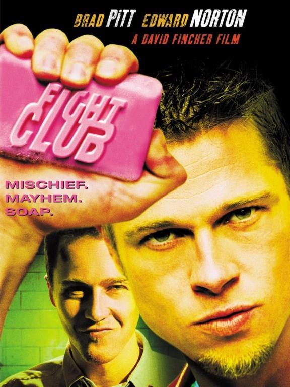 DÖVÜŞ KLÜBÜ (Fight Clup)    Dövüş Kulübü'nün birinci kuralı: Asla Dövüş Kulübü hakkında konuşma! Tom Hanks, Edward Norton ve Helena Bonham Carter'ın harikalar yarattığı Fight Club'ı, izlememiş olsa da, bilmeyen yoktur. Monoton hayatına bir isyan olarak Dövüş Kulübü'ne katılan Jack'in yeni hayatını ve yeni kararlarını izlediğimiz Fight Club'ın sonunda da bizi tatlı sürprizler bekliyor. Hayatın monotonluğundan kaçmak istediğinde Fight Club'ı açıp kendini tüm dünyadan soyutladığında hayatında hiç olmazsa duygularının iyiye gideceği garantisini veriyoruz.