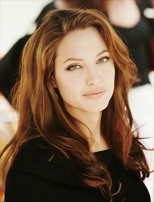 10 - Angelina Jolie