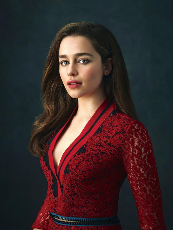 26 - Emilia Clarke