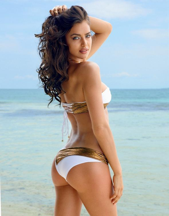 45 - Irina Shayk