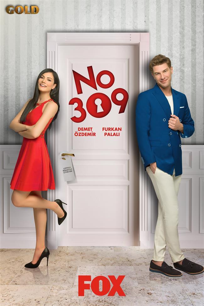"""NO:309  FOX TV'nin yeni sezon sevilen bir diğer dizisi de No. 309. Partnerlerini karıştırıp tek gecelik bir ilişki sonucu hamile kalan bir genç kadınla, bir adamın aşkını konu alan No.309 da """"Seni Sevmek Kaçınılmaz Kader"""" orjinal adı: Fated to love you"""" isimli yabancı bir dizinin Türkiye uyarlaması."""