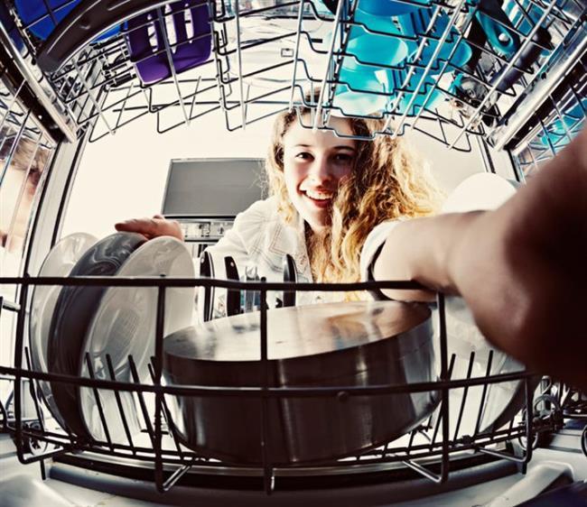 Alüminyum Kaplar:   Bu kaplar makinede yıkandıklarında diğer bulaşıklar üzerinde siyah bir leke oluşmasına sebep olabilirler.