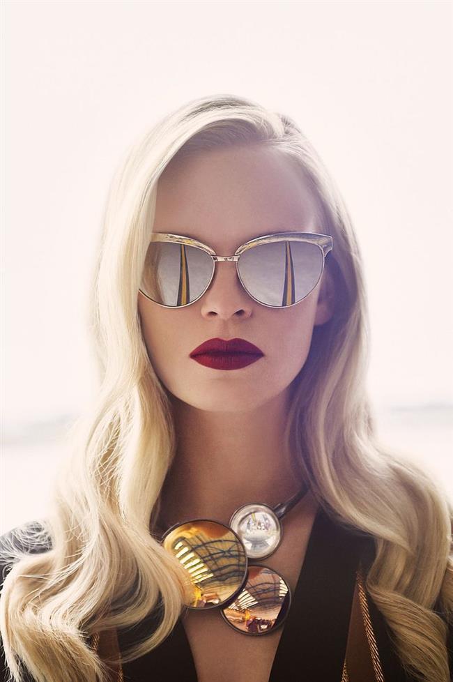 Özellikle kaş şeklinize uygun gözlükler seçmelisiniz. Oval yüzlere hemen hemen bütün gözlük çeşitleri uyum sağlar.