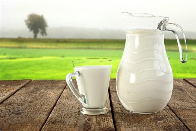 Süt  Kalsiyum bakımından zengin olan süt (yağsız veya az yağlı) metabolizmayı tetikler. Günlük olarak alınması önerilen kalsiyum miktarı 1.200-1.300 mg'dır.