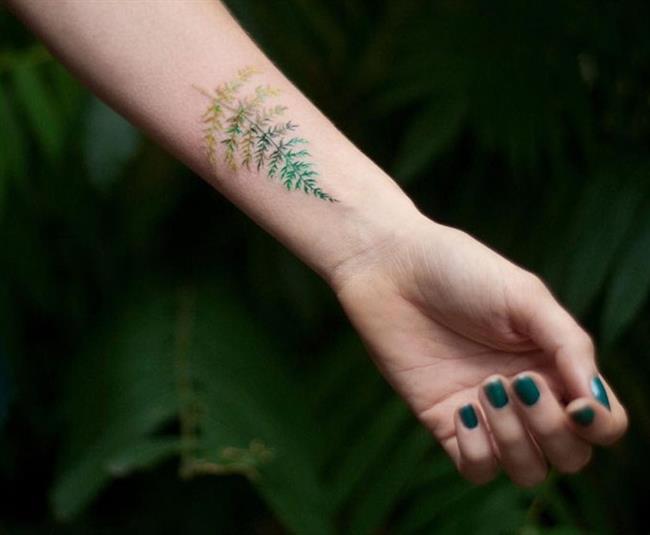 Birbirinden Güzel Çiçek Dövmeleri  Önerileri - 28
