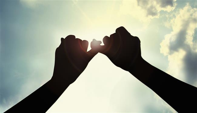 20. Ortalama bir kişi ömrü boyunca 2 milyon kez birine söz veriyor.