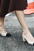 Blok Topuklu Ayakkabılar Nasıl Kombinlenir? - 1