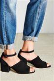Blok Topuklu Ayakkabılar Nasıl Kombinlenir? - 7