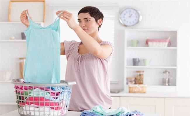 Giysilerinizi temiz tutun ve giyinin. Terli bir giysiyi kuruduktan sonra bile giymeyin.