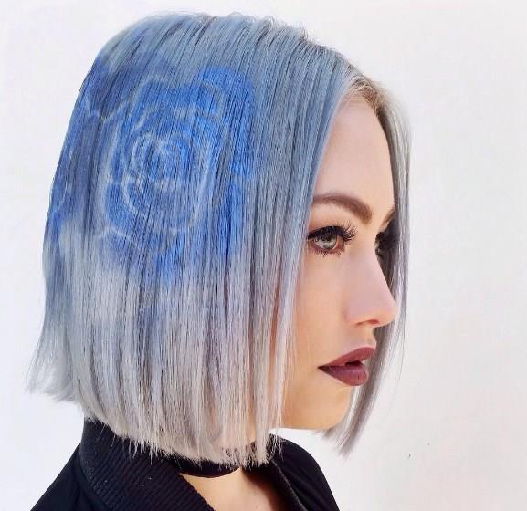 Yeni Trend: Graffiti Saç - 2
