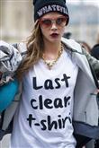 2017 İlkbahar Trendi: Sloganlı Tişörtler - 16