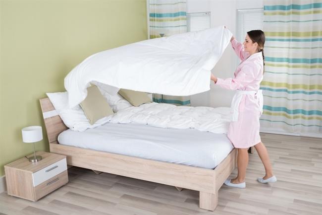Yatak Temizliği   Yatağı temiz tutmanın kolay yolu kimyasal olmayan bir yoludur. Tek yapmanız gereken, yatak takımlarınızı çıkarmak veyatağınızın her yerine karbonat serpin. 3-4 saat bekletin ve fazlalıkları boşaltın.