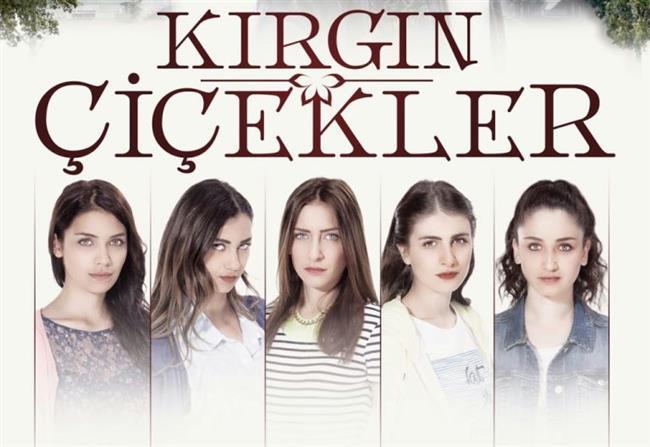 Kırgın Çiçekler    Yetimhanede yaşayan kızların dramını konu alan dizide reytingleriyle ekranları alt üst ediyor.