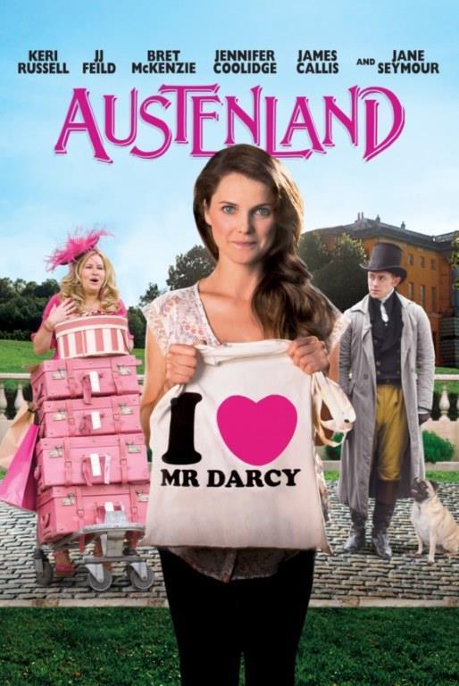 AUSTENLAND   Bir insan Jane Austen hayranı olur da bu kadar mı olur? Kendini Jane Austen kitaplarına adamış, yıllarca hayalindeki Mr. Darcy'yi bulmaya çalışmış olan kızımız kendini Austenland isimli bir yerde bulur. Acaba gerçekten Mr. Darcy'yi bulabilecek midir? Ben izlerken çok keyif aldım eminim siz de alacaksınız.