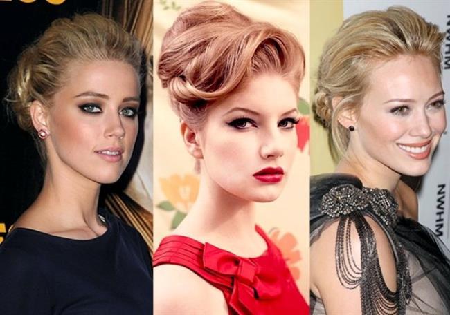 Son zamanlarda hızlı bir yükselişe geçen retro saç modelleri moda dünyasında özellikle ünlülerin en çok tercih ettiği saç modelleri arasında yer alıyor.
