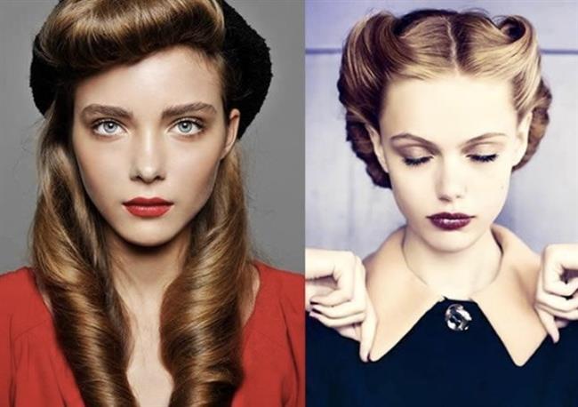 Yıllardır hayranlıkla baktığımız retro saçlar günlük kullanımda dahi çok rahatlıkla kullanılıyor.