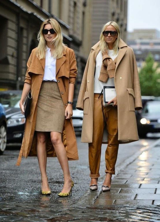 """Bugüne kadar aynı rengin farklı tonlarını bir arada giydiğiniz olduğu mu? Eğer cevabınız """"Evet"""" ise siz de son zamanlarda en çok kullanılan moda kurallarından birini günlük hayatta uyguluyorsunuz demektir."""