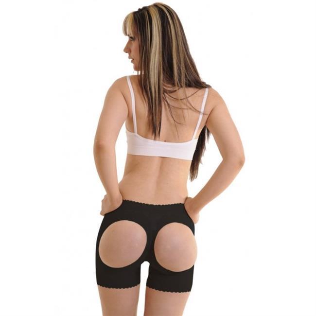 Özellikle abiye kıyafetlerin altında çok fazla kullanılan popo kaldırıcı külot modelleri dışardan belli olmayacak şekilde estetik bir görünüme sahiptir.