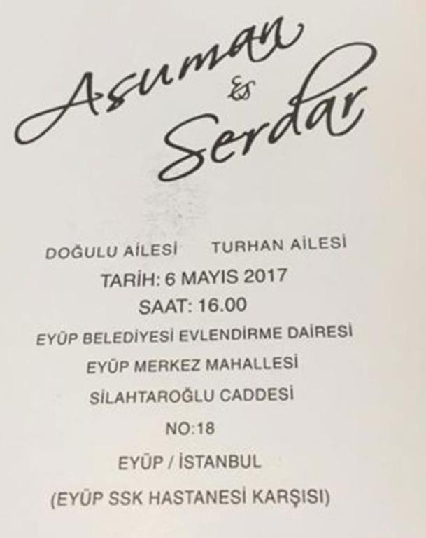 Asuman Doğulu için geçtiğimiz günlerde kına gecesi düzenlenmiş, Kemal Doğulu kardeşine sarıldığı anlarda gözyaşlarına boğulmuştu...