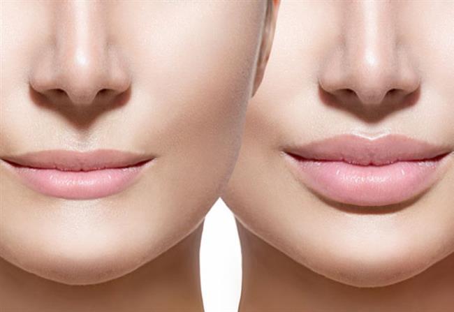 İnce Dudaklar  Dudaklarınız ince bir yapıya sahipse ruj uygulamadan önce dudak balsamı sürün. Daha sonra istediğiniz renkte ruj uygulayın. Balsam dudaklarınızın daha dolgun görünmesini sağlar.