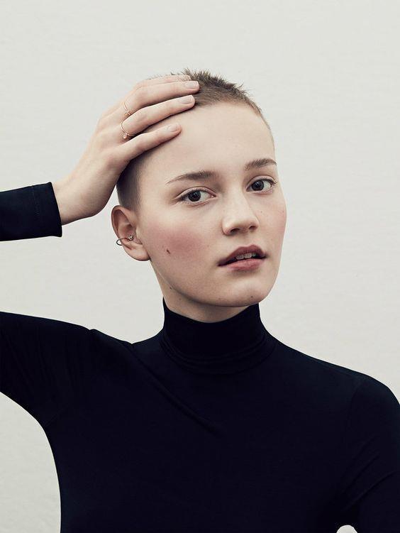 İşte kadınların yeni saç modası...