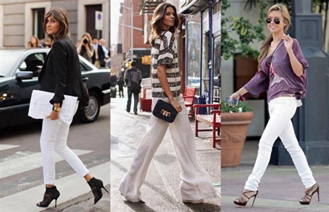 Her ne kadar son zamanlarda beyaz; kış rengi olarak lanse edilse de yazın, sıcağın rengi olarak biliriz biz onu. Adeta sıcaktan korur bizi. Bu sebeptendir ki; yaz günleri ile birlikte beyaz sevdamız perçinlenir. Bilhassa beyaz pantolonlar gardıroplarda yerini alır. O halde son trendlerle beyaz pantolonu nasıl giymeli keşfetmeye hazır mısın?