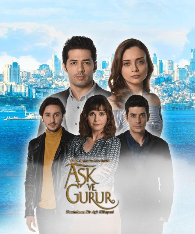 Aşk ve Gurur  Mert Fırat ile Damla Sönmez'i biraraya getiren ''Aşk ve Gurur'' dizisi yılın en iddialı dizilerinden biri olarak gösterilse de sadece 6 bölüm ekrana geldi.